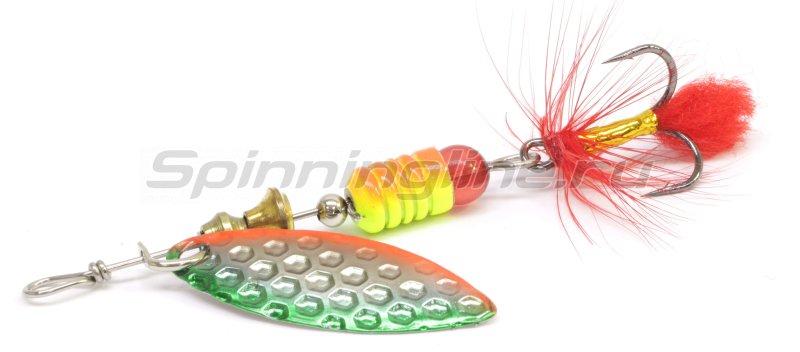 Блесна Oruto Spinner 1 SOB -  1