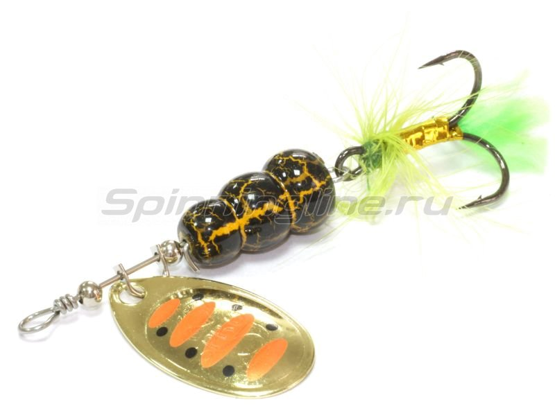 Блесна Shinzo Spinner 2 GOBK-LY -  1