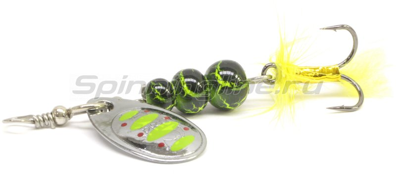 Блесна Sprut Shinzo Spinner 2 STR-LT -  1