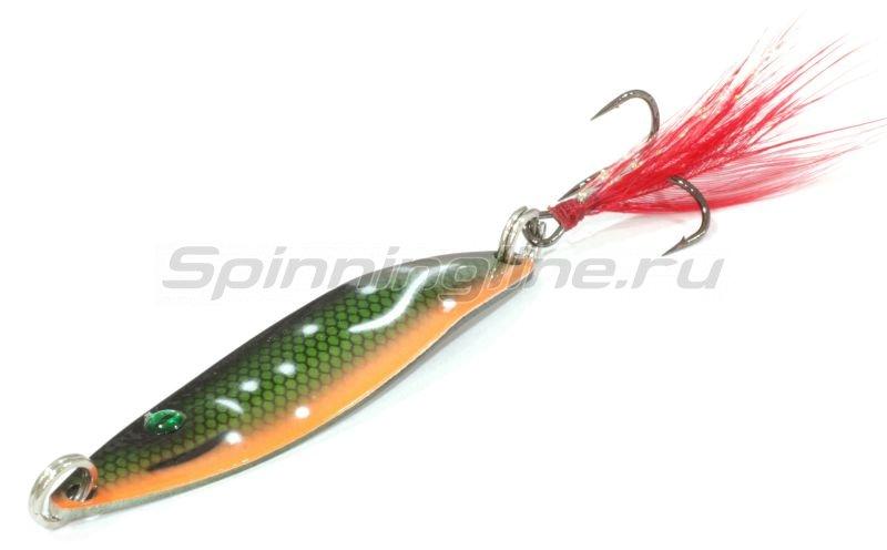 Sprut - Блесна Kiritsuke Spoon 67 PK - фотография 1