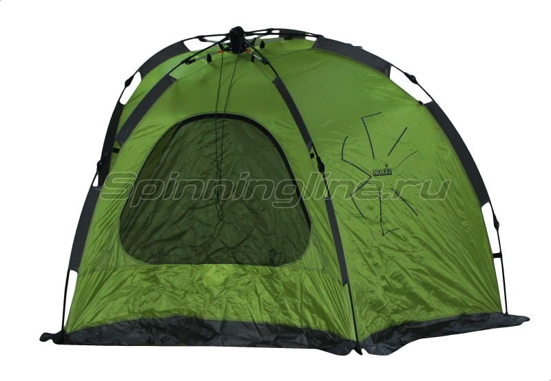 Палатка туристическая Norfin Ide NF -  3