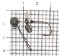 Джиг-головка Fish Arrow Wheel Head Guard 1,8гр