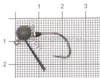 Джиг-головка Fish Arrow Whicky Head Guard 1,8гр