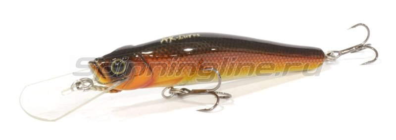 AR Lures - Воблер Minnow 90D Brown Shad - фотография 1