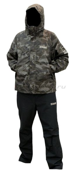 Костюм Alaskan WildRiver Camouflage S -  1