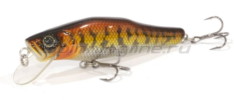 AR Lures - Воблер Minnow 65F 04 Small Moutch Bass - фотография 1