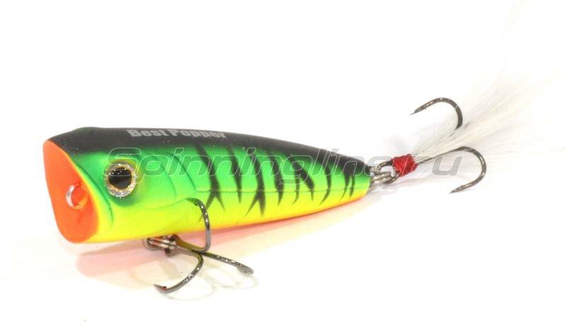 Fish Arrow - Воблер Best Popper 55 BC5 - фотография 1