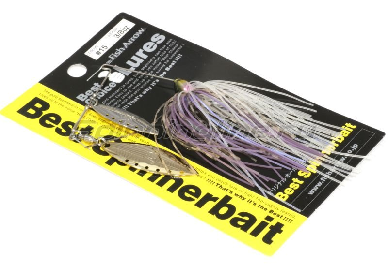 Fish Arrow - Best Spinnerbait BC15 - фотография 1