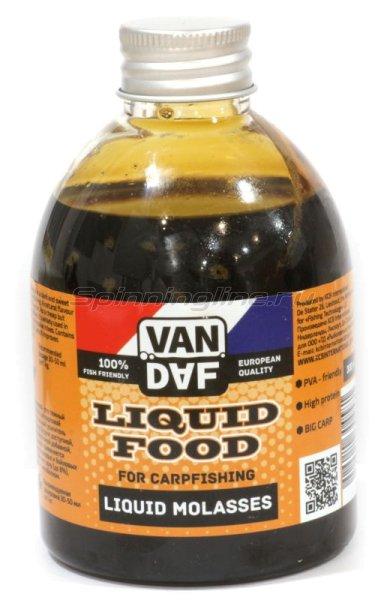 Жидкое питание Van Daf Liquid Molasses 300мл -  1