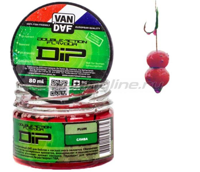 Дип Van Daf Слива 80мл -  1