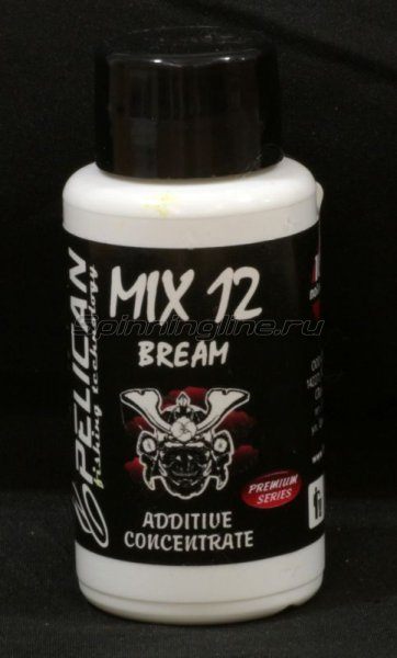 Ароматизатор Pelican Additive Mix 12 Bream 50мл - фотография 1