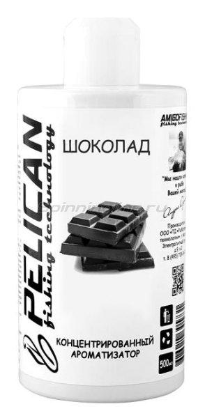 Ароматизатор Pelican Шоколад 500мл - фотография 1
