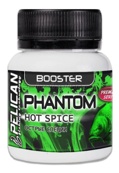 Бустер Pelican Phantom Hot spice 75мл - фотография 1