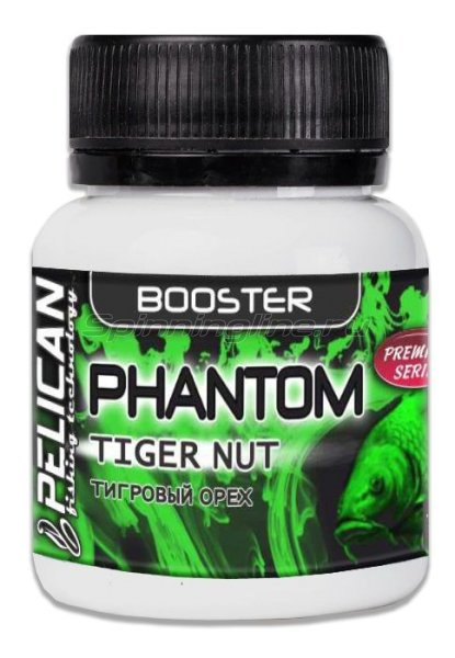 Бустер Pelican Phantom Tiger nut 75мл - фотография 1