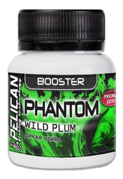 Бустер Pelican Phantom Wild plum 75мл - фотография 1