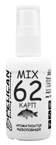 Дип Pelican Mix 62 Карп 50мл - фотография 1
