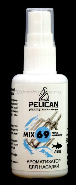 Дип Pelican Mix 69 Лещ 50мл -  1