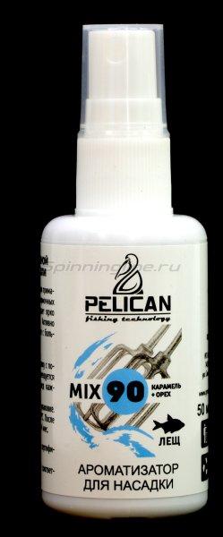 Дип Pelican Mix 90 Лещ 50мл - фотография 1