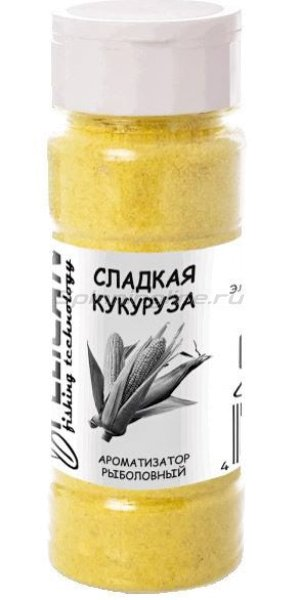 Ароматизатор сухой Pelican Сладкая кукуруза 150мл - фотография 1