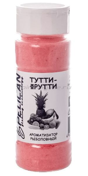 Ароматизатор сухой Pelican Тутти-Фрутти 150мл -  1