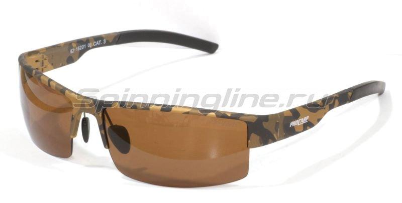 Очки Cormoran Pro Carp brown - фотография 1