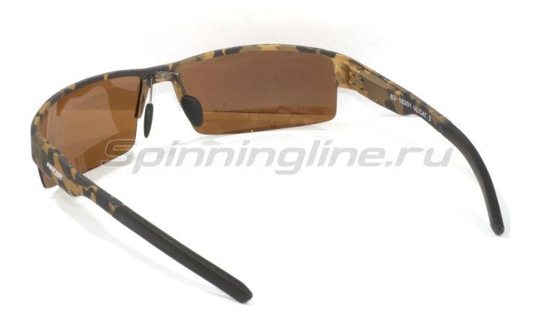 Очки Cormoran Pro Carp brown - фотография 3