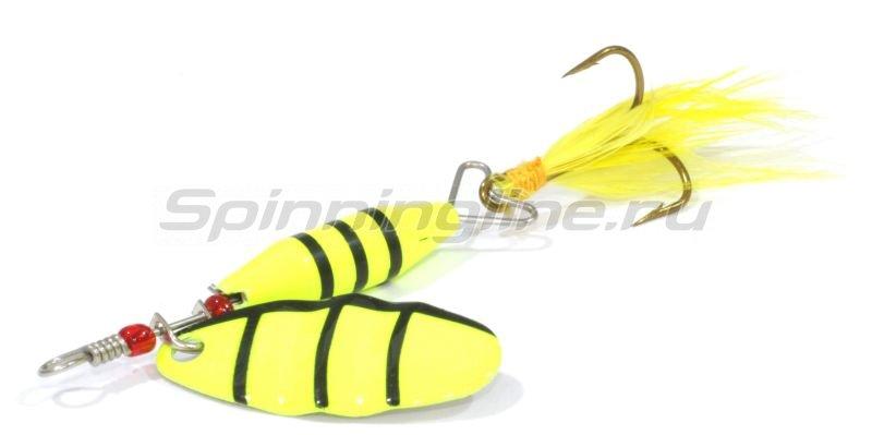 Блесна vReflex Wasp 7гр YE -  1
