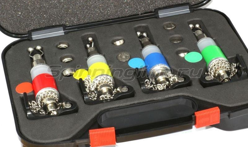 Bushido - Набор механических сигнализаторов поклевки TLI-202 - фотография 2