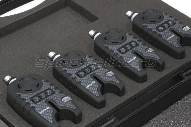 Набор электронных сигнализаторов поклевки TLI-102A -  2