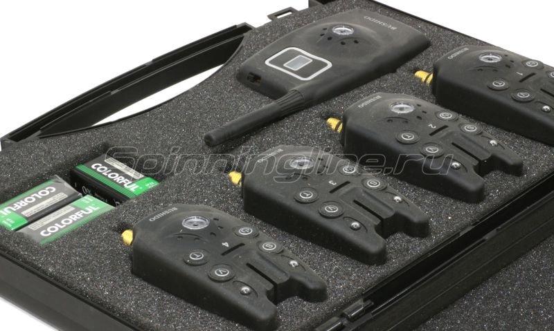 Набор электронных сигнализаторов поклевки TLI-107 -  2