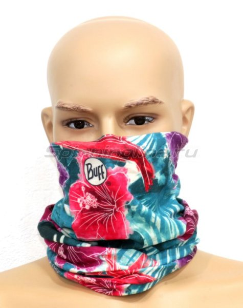 Бандана Buff High UV Protection with Insect Shield craig -  3