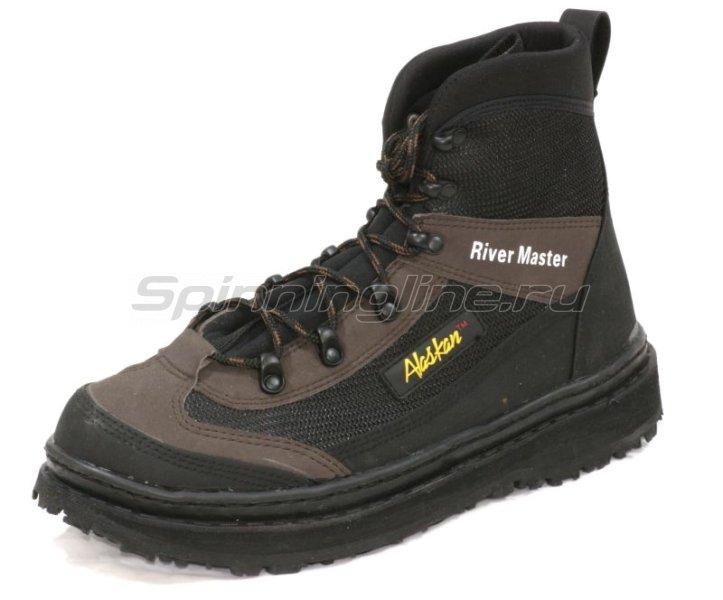 Ботинки забродные Alaskan River Master 10 -  1