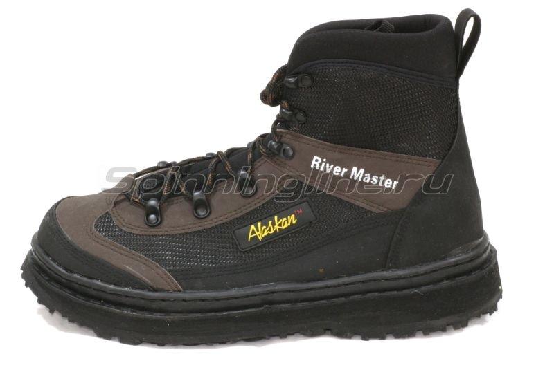 Ботинки забродные Alaskan River Master 10 -  2