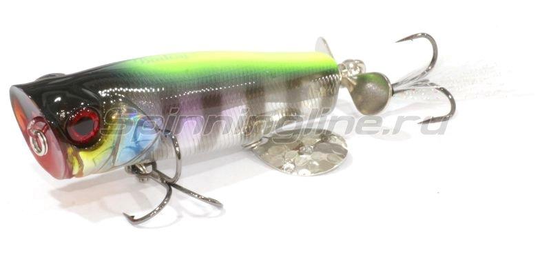 Воблер Binksy 70F hl chartreuse strike gill -  1