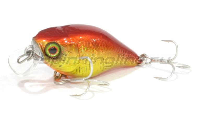 Воблер Chubby 38 Silent hl red&gold -  1