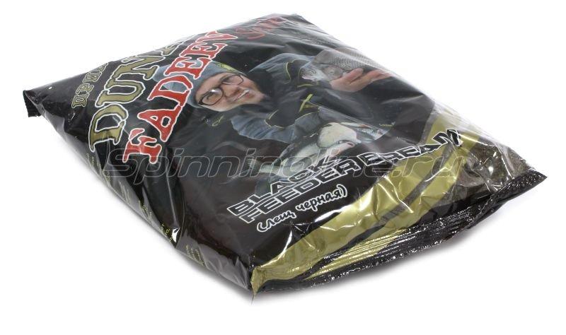 Прикормка Dunaev Fadeev 1кг Feeder Bream Black -  1