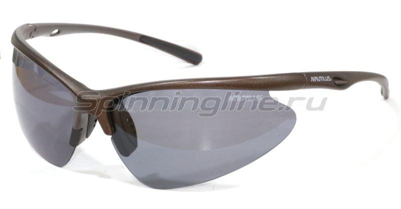 Очки Nautilus Corno N7001 PL grey -  1