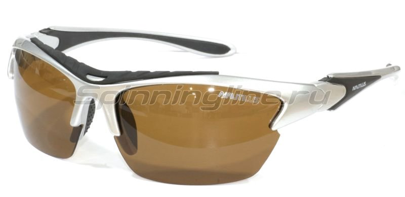 Очки Nautilus N7402 PL brown - фотография 1