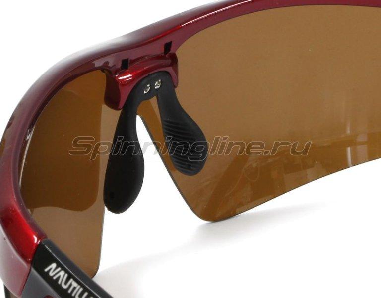 Очки Nautilus Vettore N7502 PL brown -  6