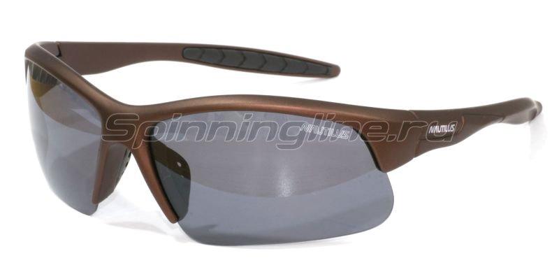 Очки Nautilus N7601 PL grey - фотография 1