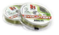 Монофильная леска Salmo Hi-Tech Evolution 100