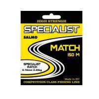 Монофильная леска Salmo Specialist Match 150