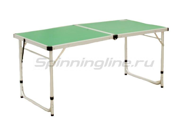 Camping World - Стол походный Funny Table Green - фотография 1