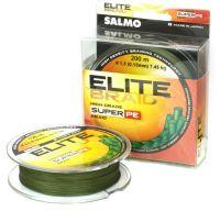 Плетеный шнур Salmo Elite Braid Super PE Green 200