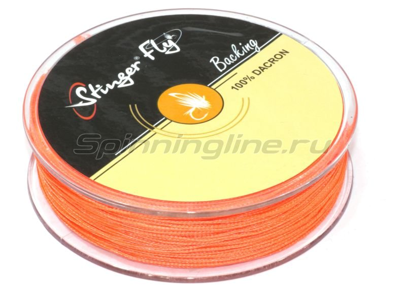 Бэкинг 100м 30Lb orange -  1