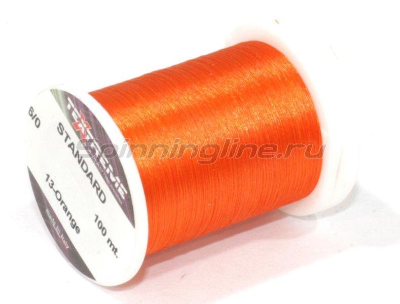Нить Standart 6/0 orange -  1