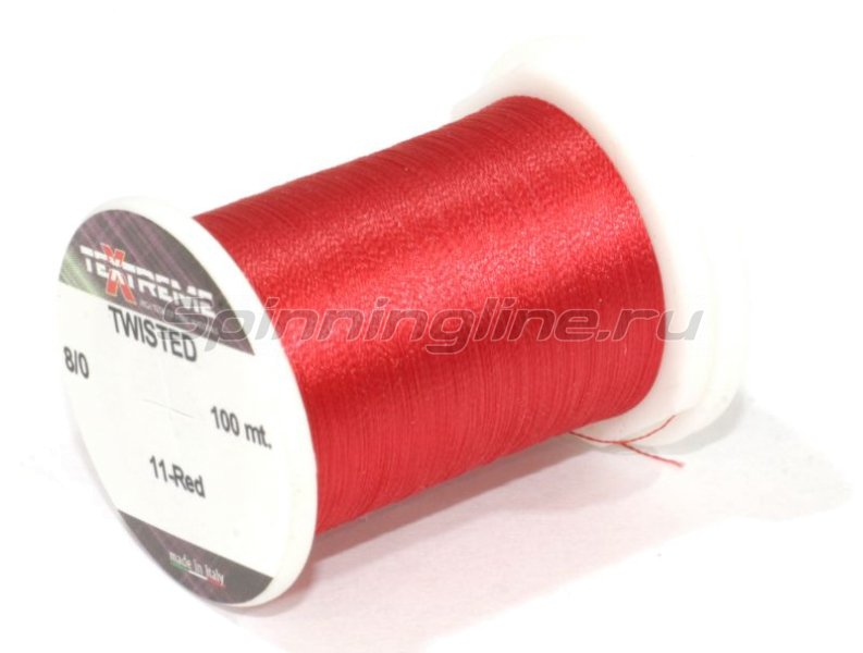 Textreme - ���� Twisted 8/0 Red - ���������� 1