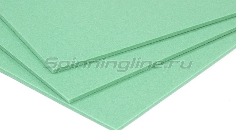 Super Fly - Пенка SuperFoam-Sheet-2mm-Green BFSF-2-01 - фотография 1