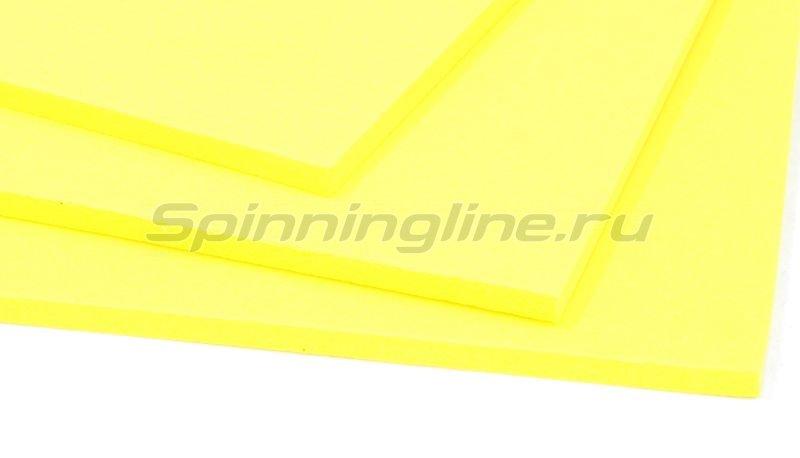 Super Fly - Пенка SuperFoam-Sheet-3mm-Yellow BFSF-3-02 - фотография 1
