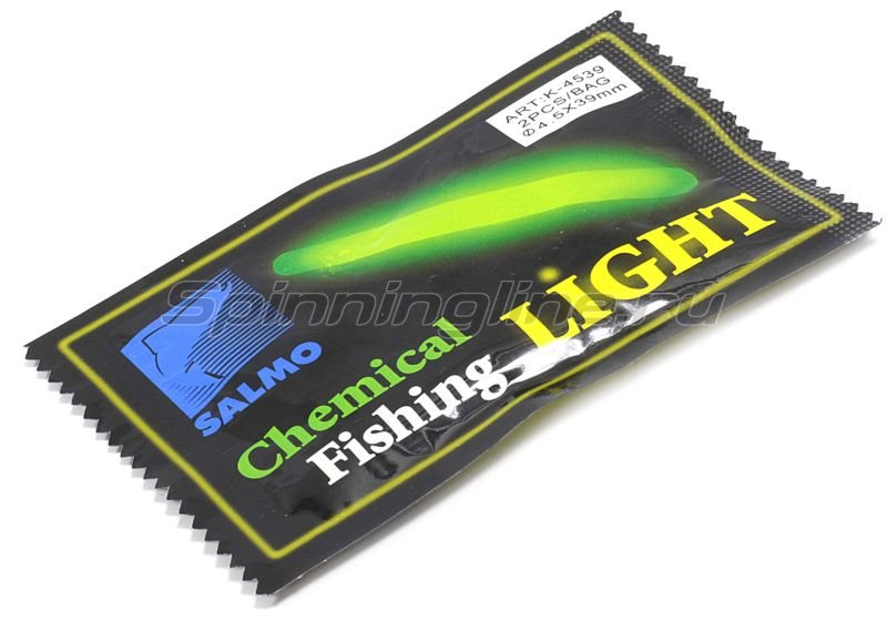 Светлячок Salmo Chefl 4х39мм - фотография 1